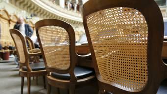 Das Parlamentsressourcengesetz spricht jeder Fraktion einen Grundbeitrag von 144'500 Franken für Sekretariatsarbeiten zu; hinzu kommen 26'500 Franken pro Sitz (Symbolbild).