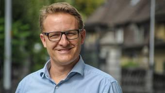 Arsène Perroud war Einwohnerrat und Einwohnerratspräsident, seit 2013 ist er Gemeinderat – jetzt will er Gemeindeammann werden.