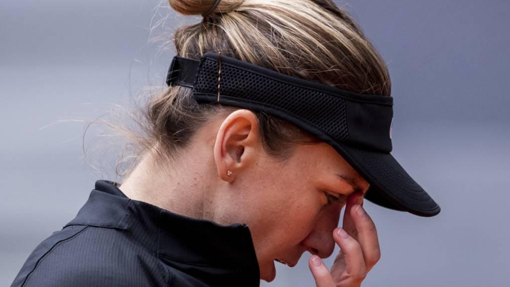 Simona Halep muss auf French Open verzichten