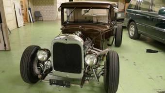 Liquidation Grandag Ford Model A 1930