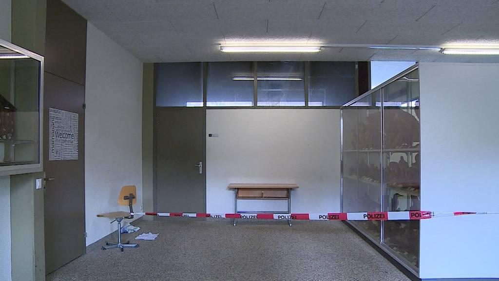 Brand in Schulhaus Rothrist: 150 Schüler evakuiert