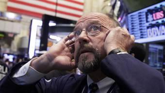 Händler an der NYSE (Archiv)