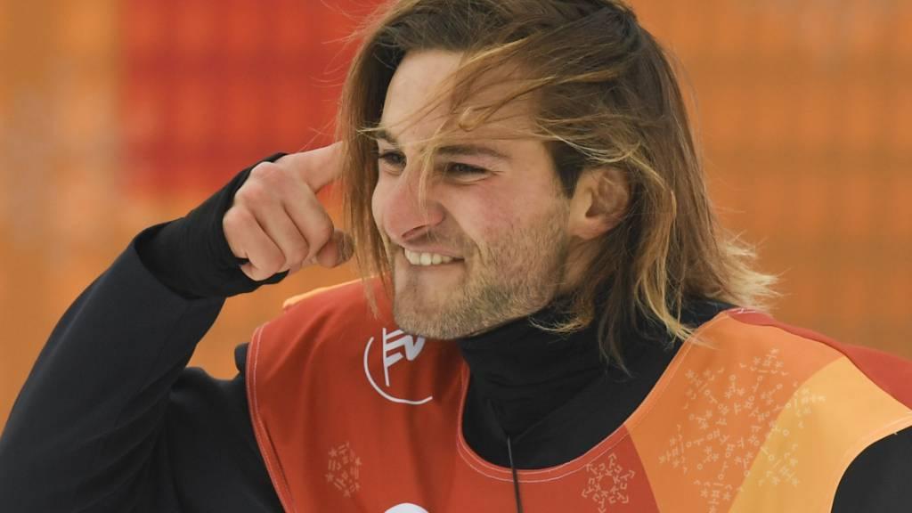 Nach vielen Verletzungen und harten Momenten meldete sich Burgener als Fünfter der Olympischen Spielen 2018 in der absoluten Weltspitze zurück