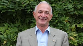 Manfred Trösch hat sich als einziges für den fünften Sitz gemeldet.