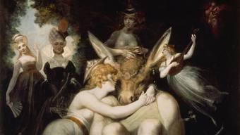 Das Kunstmuseum Basel zeigt das Werk des Schweizer Künstler Johann Heinrich Füssli aus neuer Perspektive.