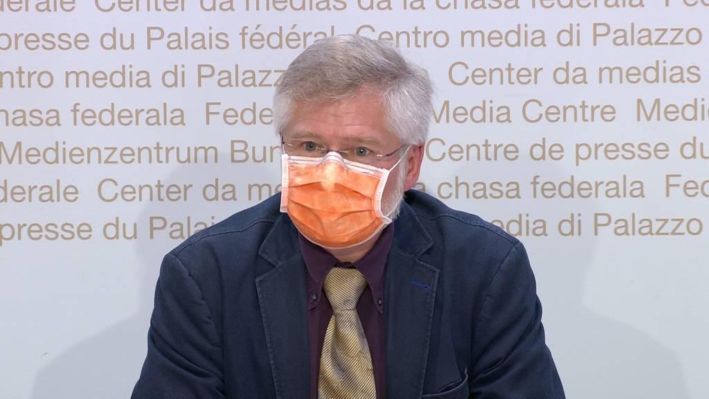 Rudolf Hauri: «Alle Impfwilligen dürften im Herbst komplett geimpft sein»