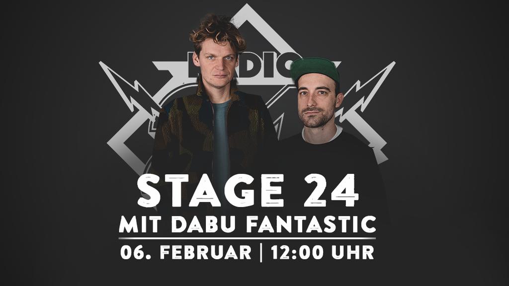 Erlebe Dabu Fantastic auf der Stage 24