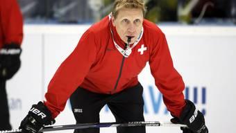 Glen Hanlon ist nicht mehr Schweizer Nati-Coach