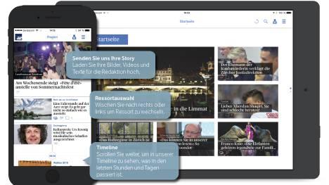 Die neue LiZ-App fürs Smartphone und Tablet