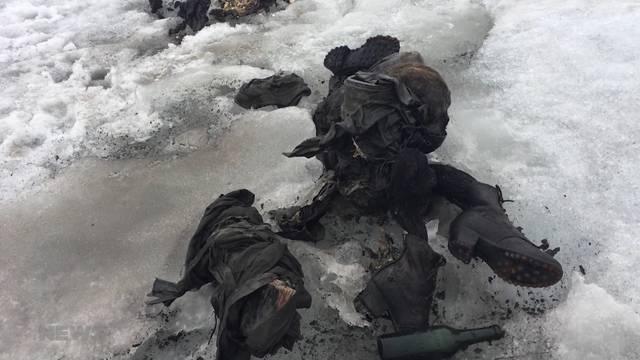 70 Jahre alte Leichen auf Tsanfleuron-Gletscher gefunden