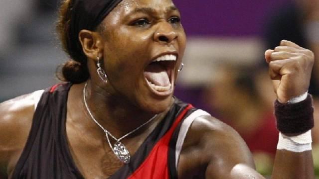 Serena Williams in den Top 4 beim Masters