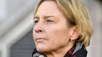 Martina Voss-Tecklenburg hat im Schweizer Frauenfussball viel bewegt