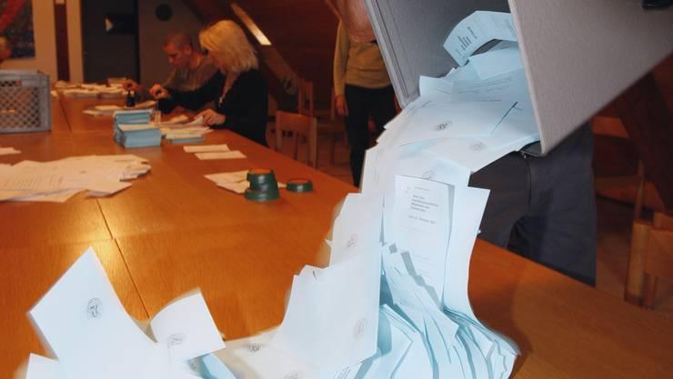 Am 4. März 2018 finden die Parlaments- und Stadtratswahlen statt. (Symbolbild)
