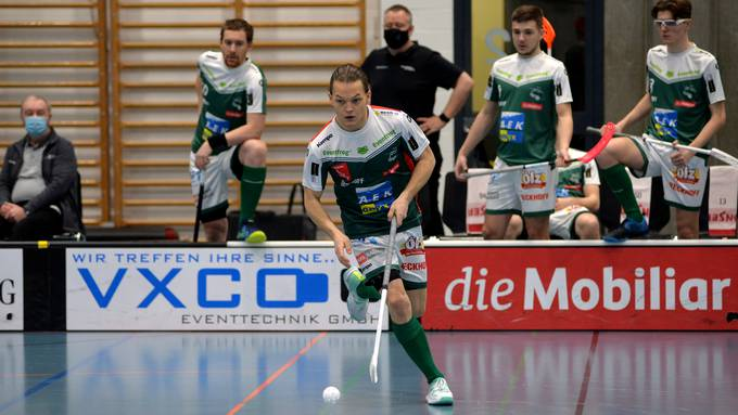 Wiler-Ersigens Topskorer Michal Dudovic.