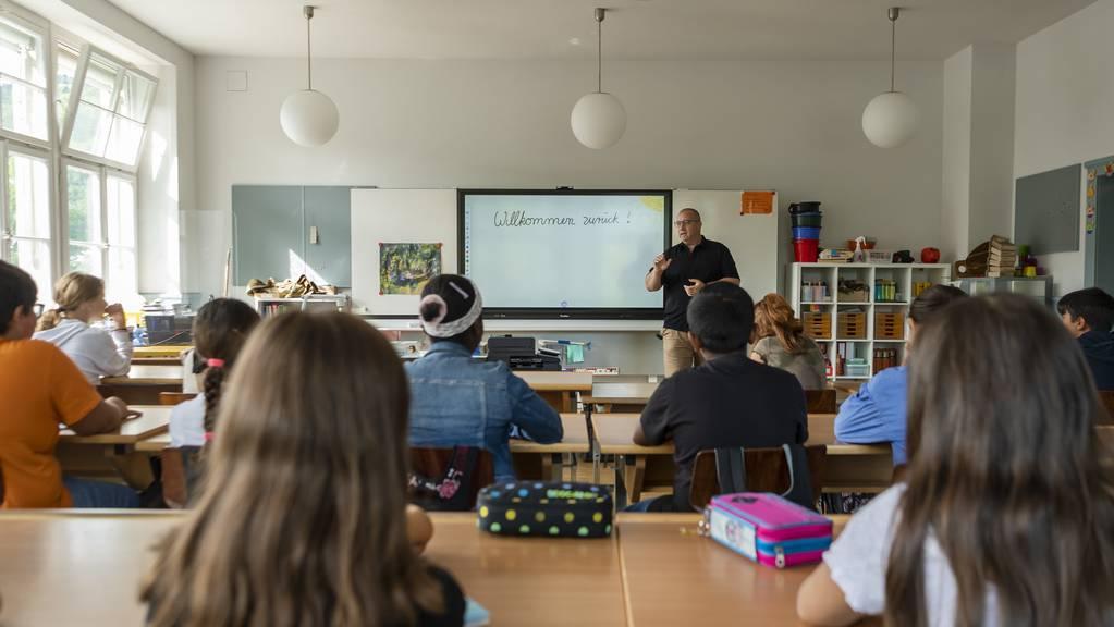 Schulbeginn Aargau