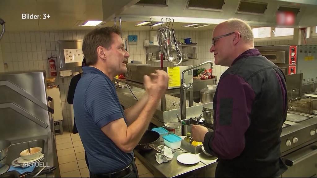 Beizer schiesst gegen Restaurant-Tester Bumann