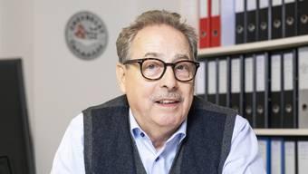 Gewerbevereinspräsident Erich Renfer ruft Konsumenten auf, antizyklisch zu handeln.