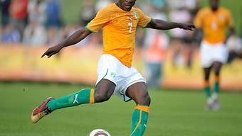 Erzielte das 1:1 für die Elfenbeinküste: Seydou Doumbia