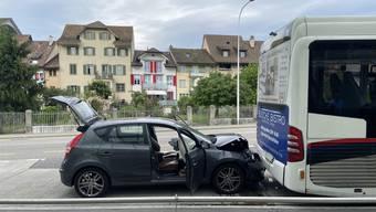 Unfall in Zofingen (Mai 2020)