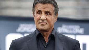 """Klage gegen Hollywoodstudio: US-Schauspieler Sylvester Stallone glaubt, für """"Demolition Man"""" zuwenig Geld bekommen zu haben. (Archivbild)"""