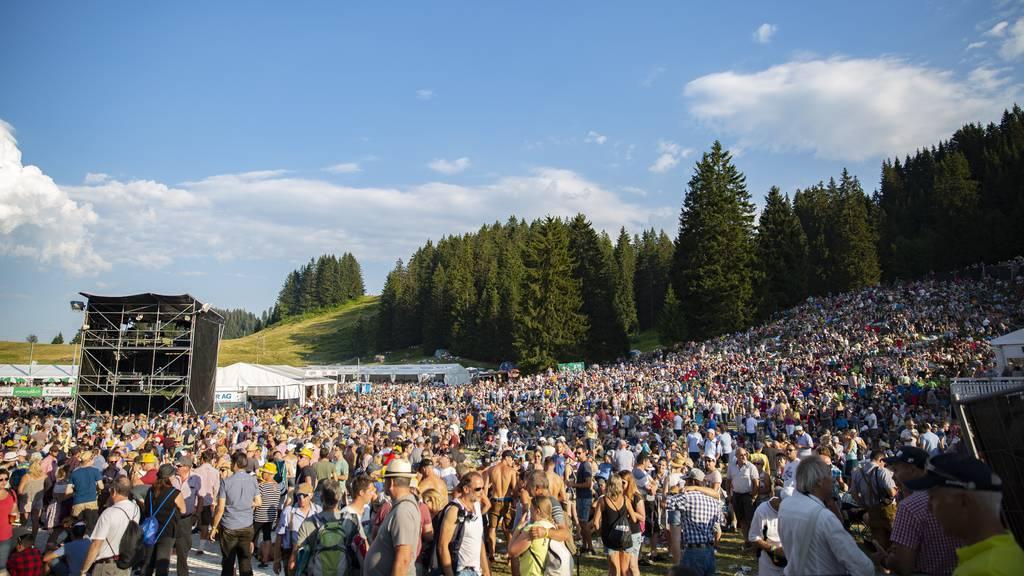 Flumserberg Open Air wird auf 2022 verschoben