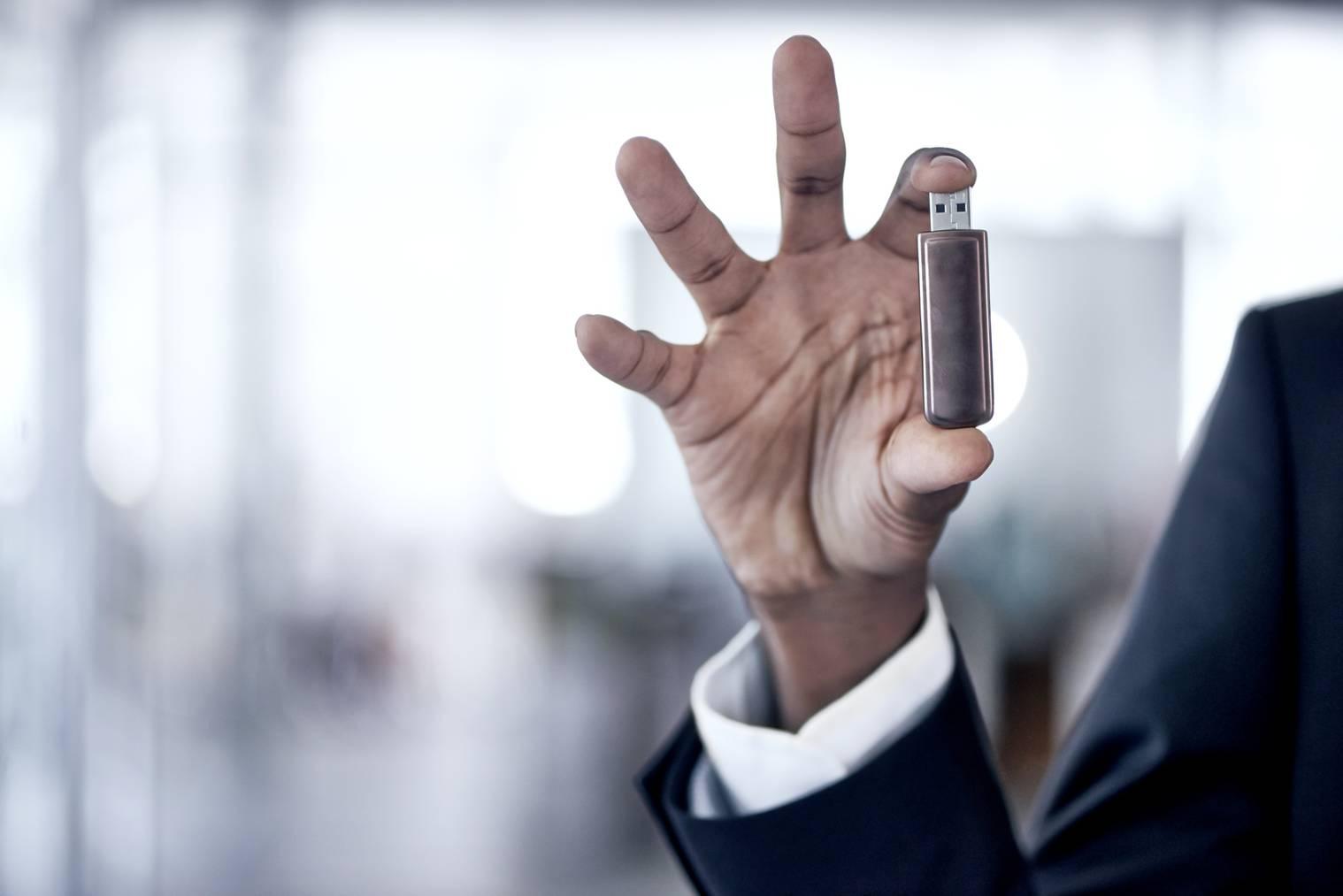 Dov Moran aus Israel hat den USB Stick erfunden. (Bild: iStock)