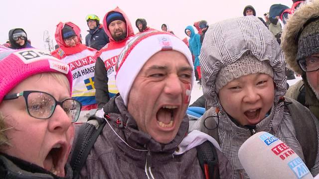 Die Highlights der Ski-WM in Åre