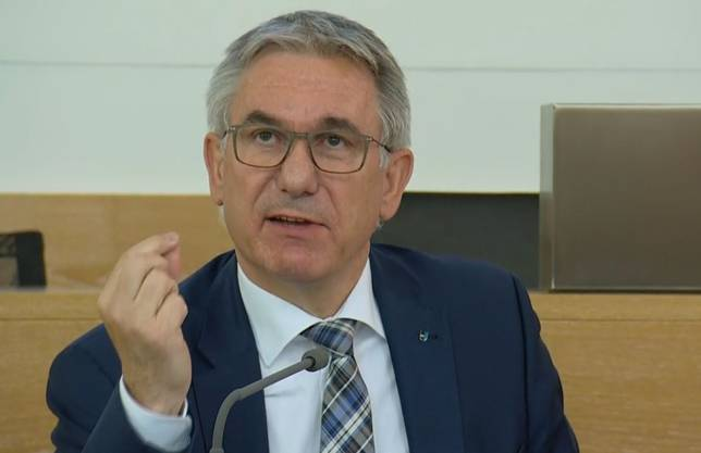 Bildungsdirektor Alex Hürzeler: «Können die Ängste von Einzelnen ausräumen»