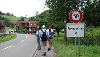Der Name «Wald» fällt weg: Die Gemeinde Schmiedrued-Walde verzichtet auf einen Teil seines Namens.