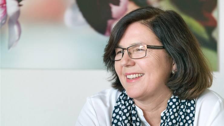 «Es braucht Frauen in den öffentlichen Ämtern, damit die Gesellschaft gut vertreten ist», sagt Yvonne Berglund. Mario Heller