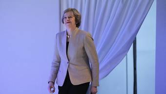 Donald Trump äusserte sich wiederholt lobend zum Brexit-Votum der Briten: Als erster ausländischer Staatsgast empfängt er Ende kommender Woche die britische Premierministerin Theresa May im Weissen Haus. (Archivbild)