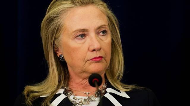 Findet in Wladiwostok klare Worte zum Syrien-Konflikt: US-Aussenministerin Hillary Clinton