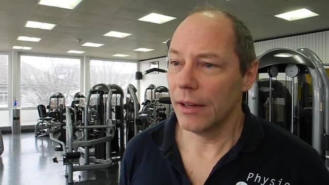 «Bereits jetzt sind schon 50 Prozent der Leute, die ins Fitnesscenter gehen, über 45 Jahre alt.»