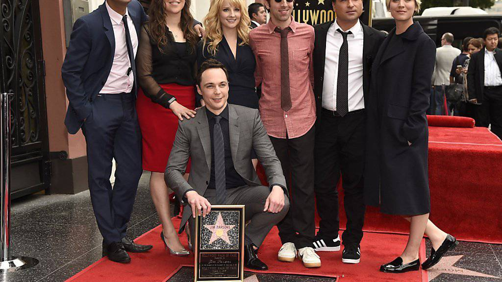 «The Big Bang Theory»-Stars verdienen am meisten