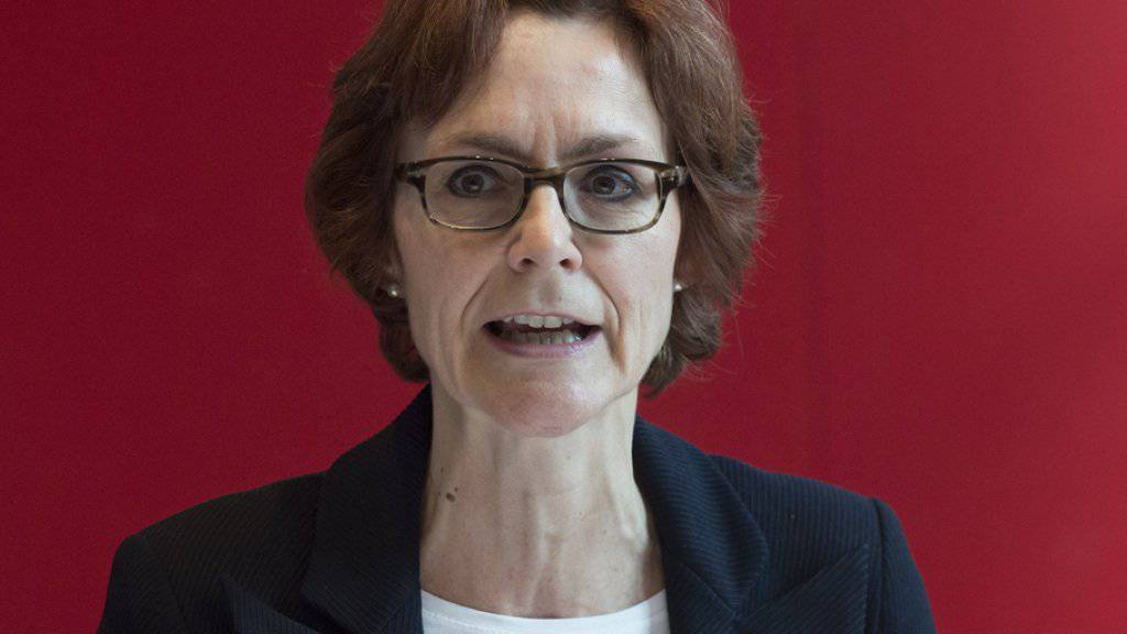 Economiesuisse-Direktorin Monika Rühl geht hart ins Gericht mit den bürgerlichen Finanzpolitikern, die bei der Landwirtschaft ihre Prinzipien über Bord werfen. (Archivbild)