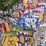 Am Donnerstag startete in Vevey die Fête des Vignerons mit der offiziellen Parade.