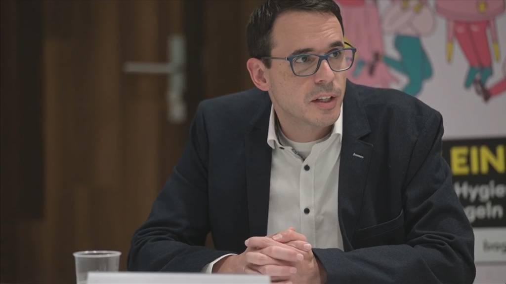 Medienkonferenz: Wie reagieren die Experten des Bundes?