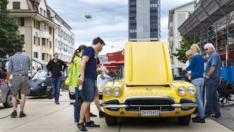 Elektromobil-Rally Grenchen