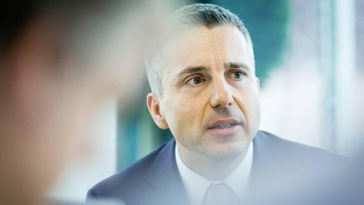 Pascal Koradi, Direktionspräsident der Aargauischen Kantonalbank, AKB