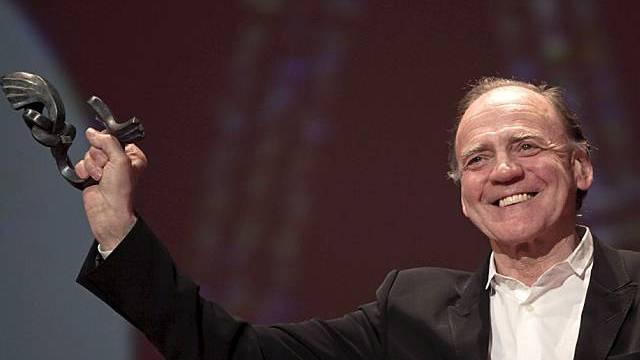 Bruno Ganz mit Ehrenpreis
