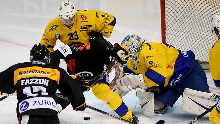 Spektakel im Schweizer Eishockey erhöht das TV-Interesse