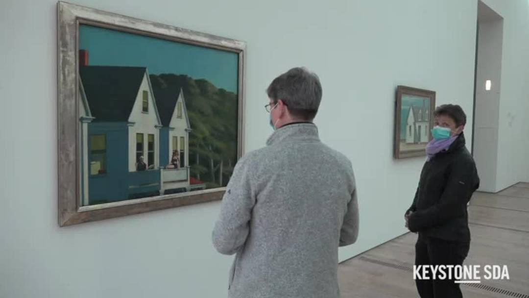 Wegen Corona-Beschränkungen: Intimes Kunsterlebnis in der Fondation Beyeler