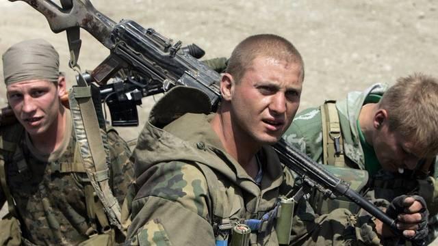 Zehntausende russische Soldaten ins Konfliktgebiet Dagestan verlegt (Symbolbild)