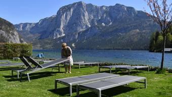 Die grosse Leere: Der Tourismus ist auch in Österreich vom Virus betroffen