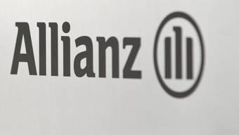 Logo der Allianz in Zürich (Symbolbild)