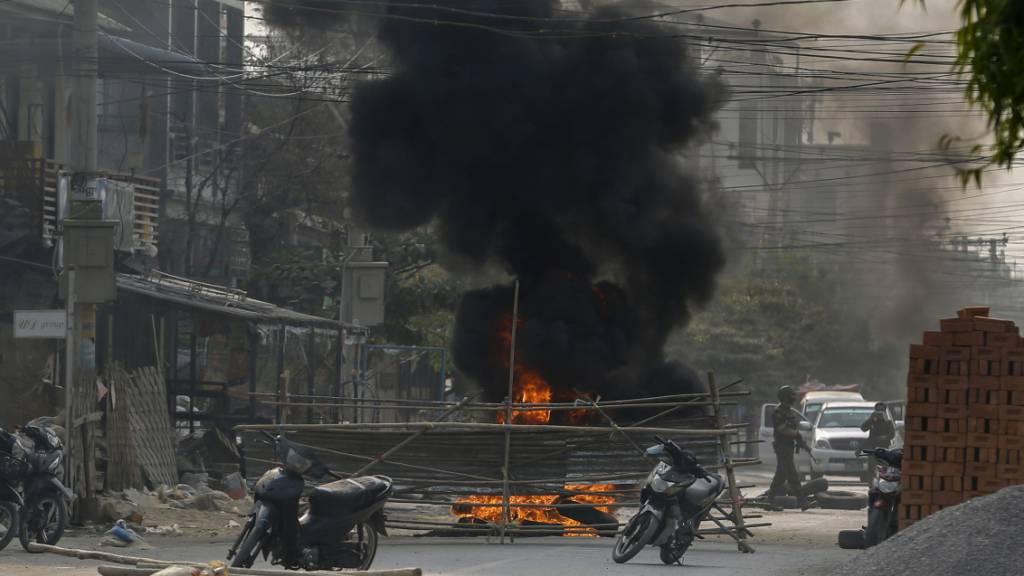 Hilfsorganisation: Mehr als 260 Tote seit Putsch in Myanmar