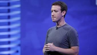 Zuckerberg muss am Dienstag und Mittwoch vor Ausschüssen des amerikanischen Parlaments auftreten.