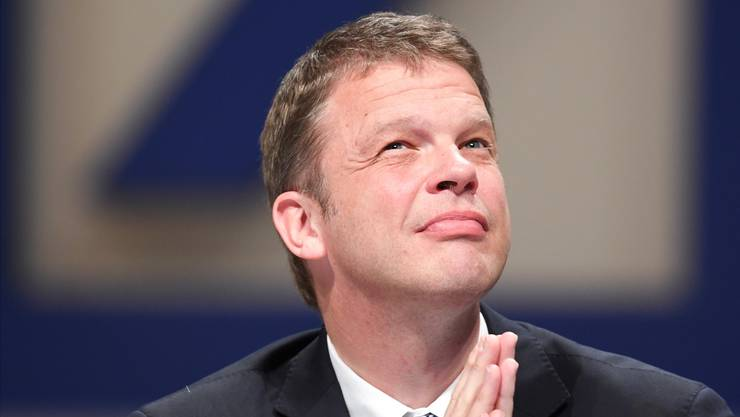 Christian Sewing ersetzt den Briten John Cryan an der Spitze von Deutschlands grösstem Geldhaus.