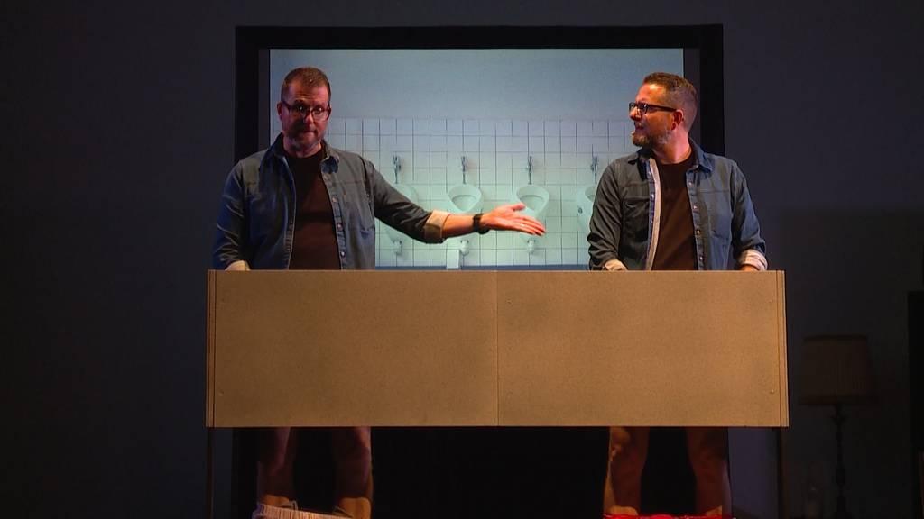 Die Zwillinge: Portmanns erstmals mit eigenem Programm auf Bühne