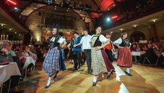Volkstanzabend im Konzertsaal Solothurn